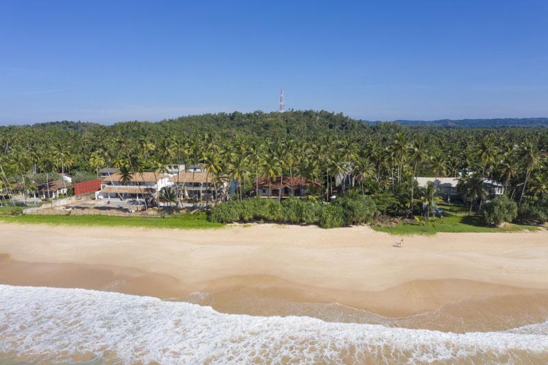 Beachfront Villas in Sri Lanka