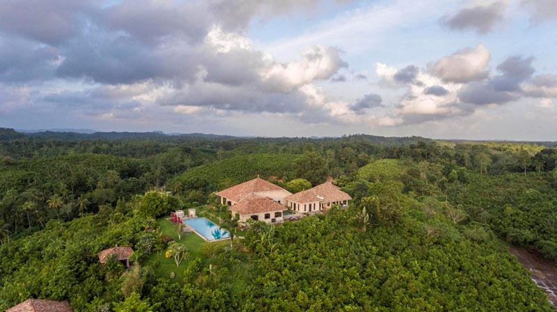 Mayrana a Stunning Lakefront Villa in Koggala, Sri Lanka