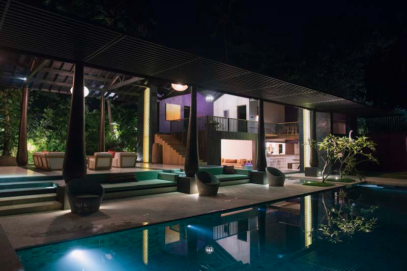 Villa Wambatu a Newly Built Villa With Private Pool in Galle, Sri Lanka