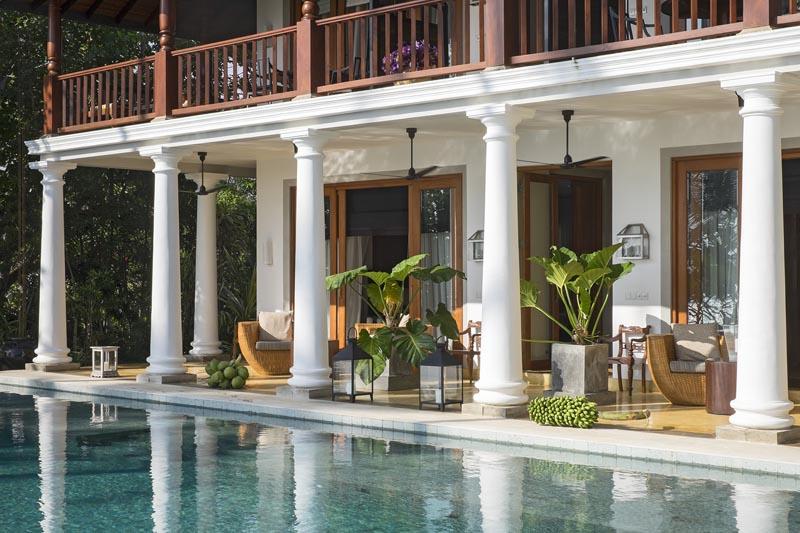 Bawana a Stunning Beachfront Villa in Weligama, Sri Lanka
