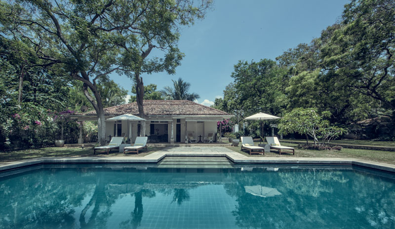 Mawella Beach Villa in Tangalle, Sri Lanka