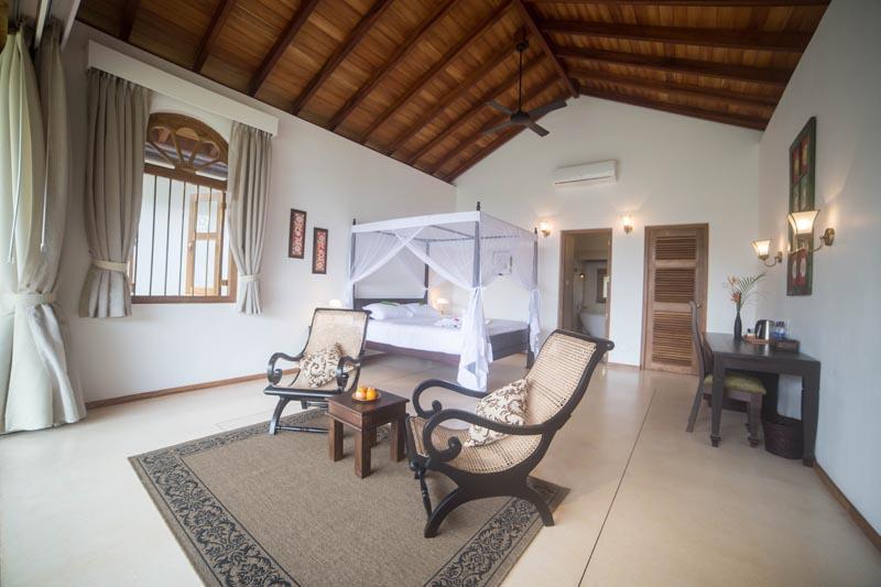 Koggala House a Lakefront Villa Located in Koggala, Sri Lanka