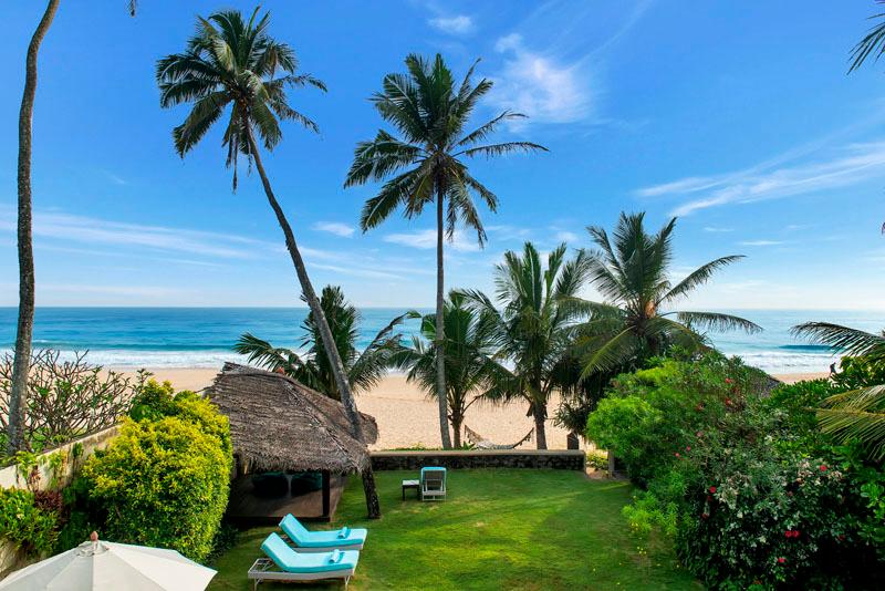 Sisindu Sea a Luxury Beachfront Villa in Galle, Sri Lanka