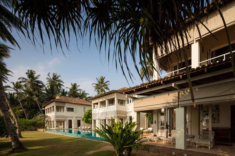 Sri Villas a BeachfronVilla Complex in Bentota, Sri Lanka