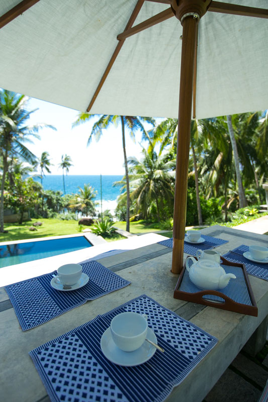 Wetakeiya House a Surf Villa Located in Hiriketiya, Sri Lanka