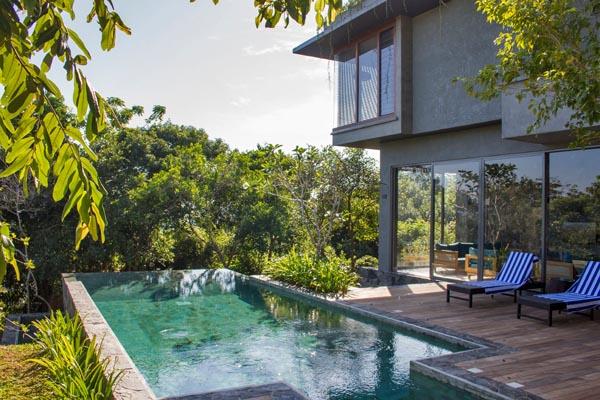Buona Vista North a Uniquely Designed Villa in Galle, Sri Lanka