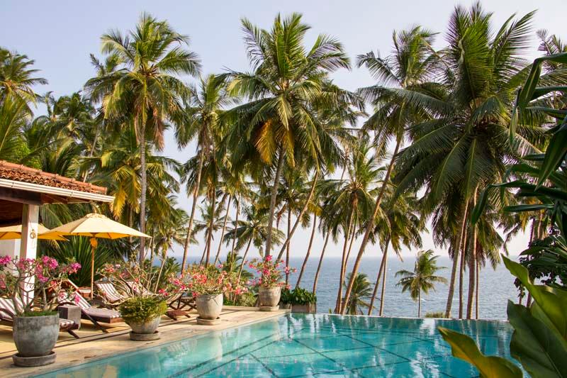 Villa Saffron a Stunning Beachfront Villa in Dikwella, Sri Lanka