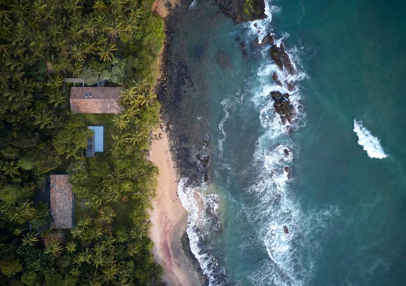 Kotte House a Stunning Beachfront Villa in Talalla, Sri Lanka