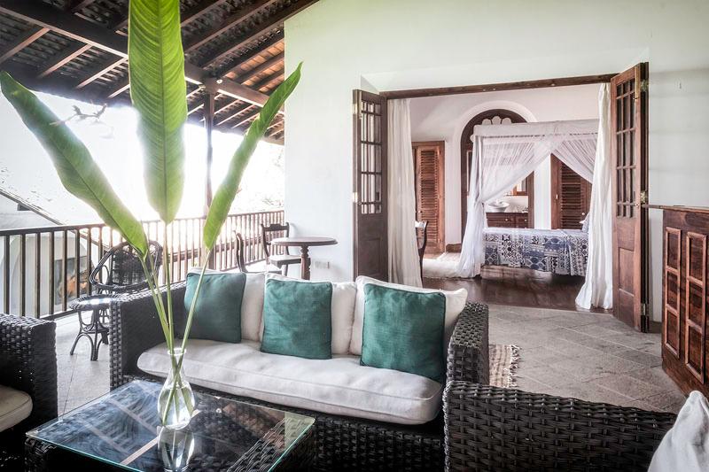 Villa 48 in Gallefort, Sri Lanka