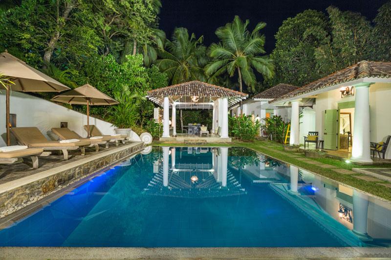 Villa Gabrielle a Lakefront Villa Located in Ahangama, Sri Lanka
