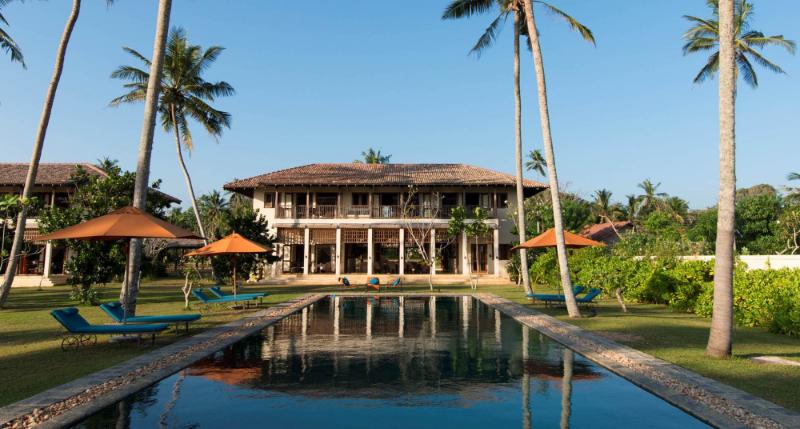Villa Sulanga a Beachfront Villa Located in Mirissa, Sri Lanka