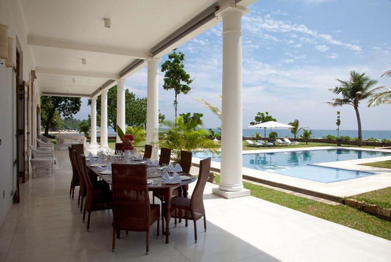 Luxury Villa Indisch in Ahangama, Sri Lanka