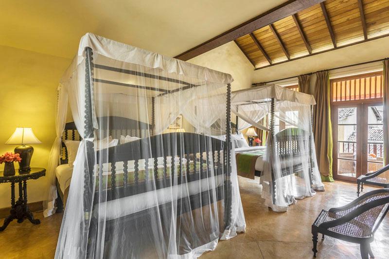 Thambili House in Gallefort, Sri Lanka