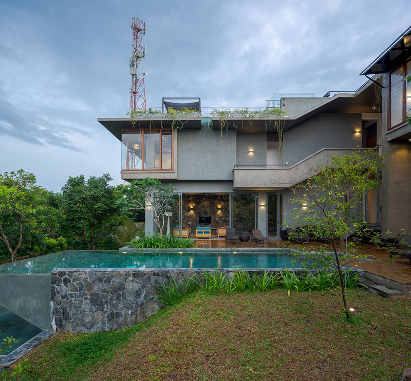 Buona Vista Heights in Unawatuna, Sri Lanka