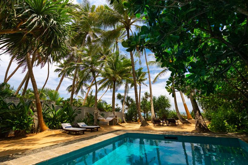 The Villa 906 in Hikkaduwa, Sri Lanka