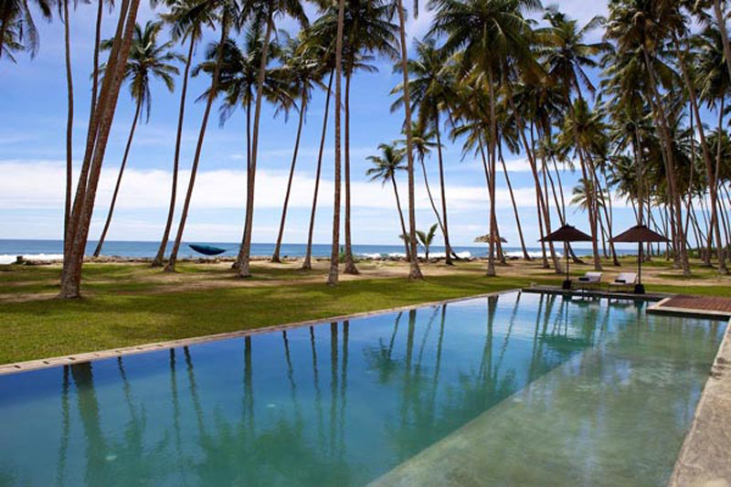 Stella Beach Villa in Mirissa, Sri Lanka