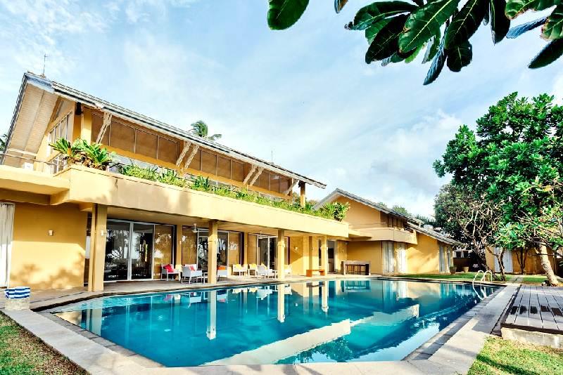 Sangira Sun a Luxurious Beachfront Villa in Wadduwa, Sri Lanka