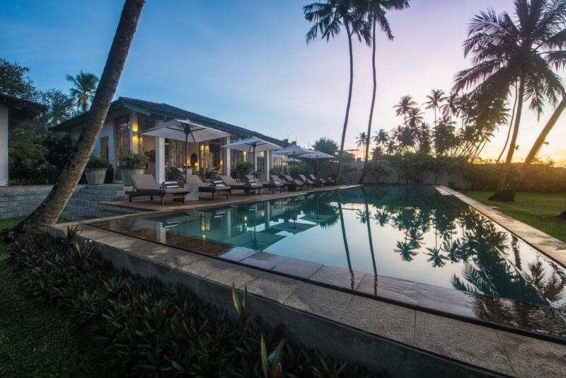 Habaraduwa House in Galle, Sri Lanka
