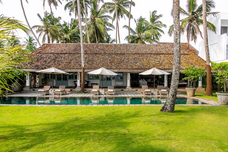 Samudra House a Family Friendly Villa in Galle, Sri Lanka