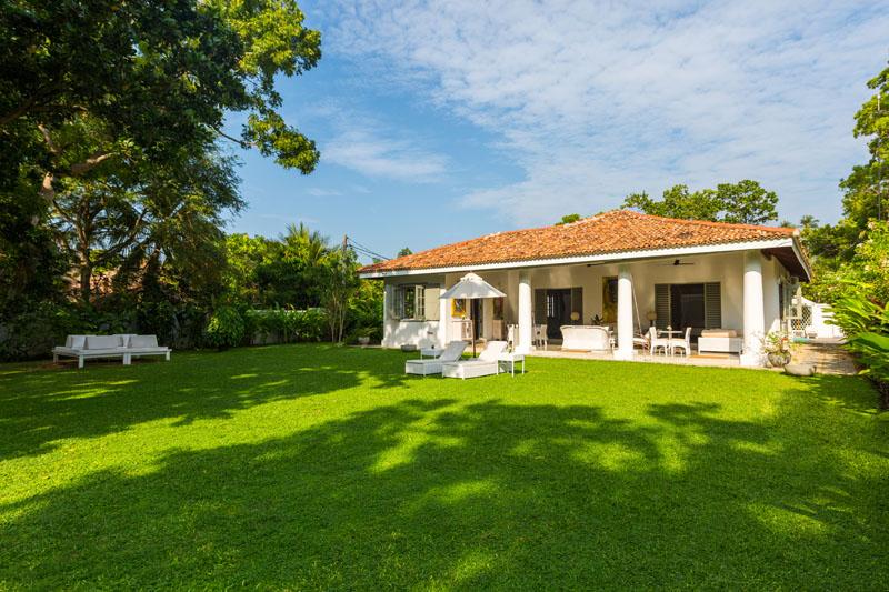 Villa Kurumba in Tangalle, Sri Lanka