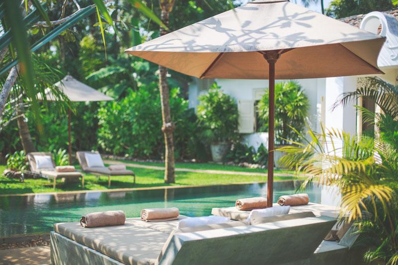 Karmel a Riverfront Villa with Pool in Ahangama, Sri Lanka