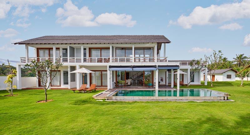 Ceu Ceylon a Beachfront Villa Located in Tangalle, Sri Lanka