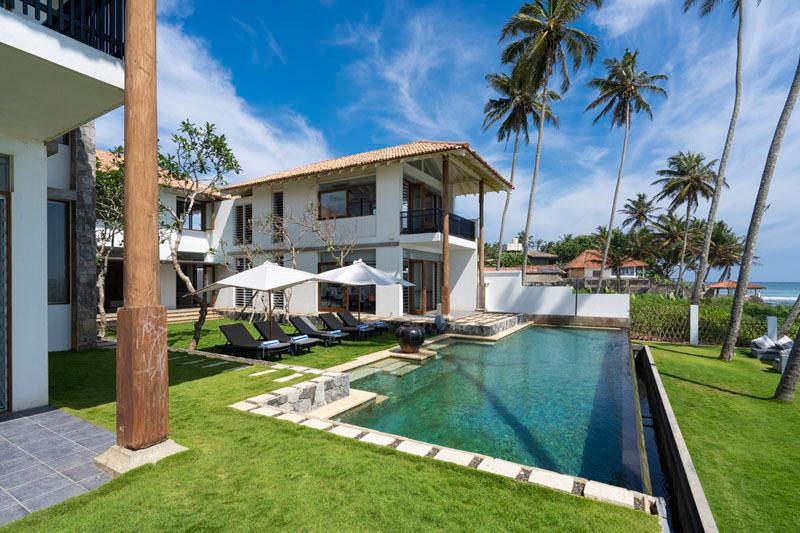 Salt Water Villa in Thalpe, Sri Lanka