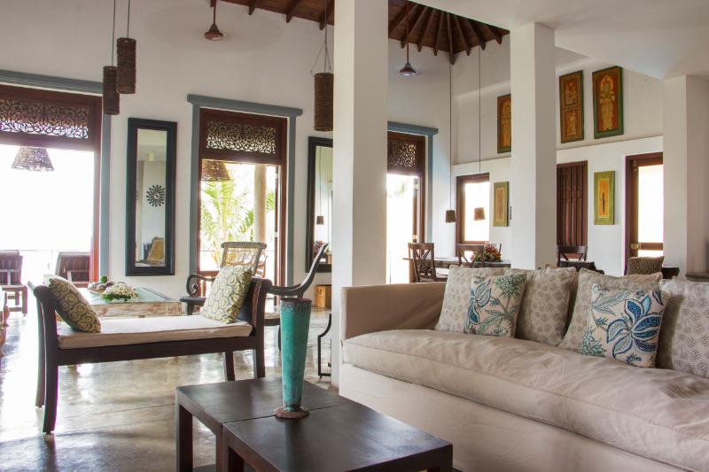 Villa Saldana - Beachfront villa in Habawaduwa, Sri Lanka