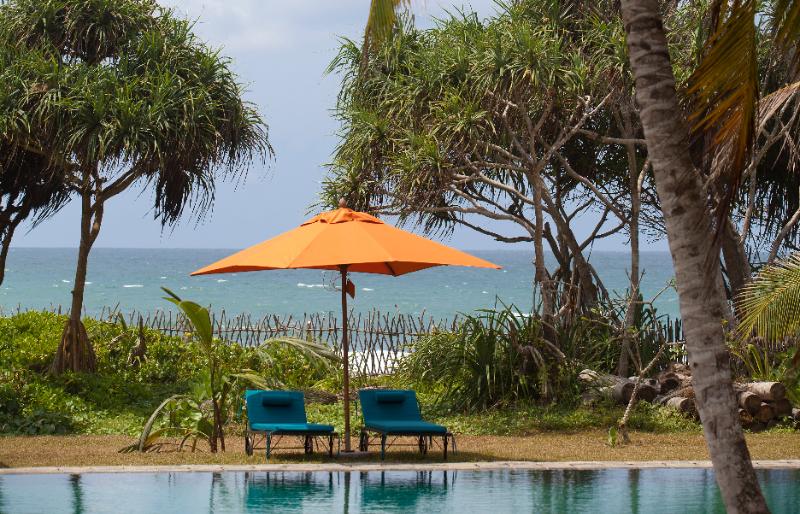 Villa Vatura a Beachfront Villa Located in Mirissa, Sri Lanka