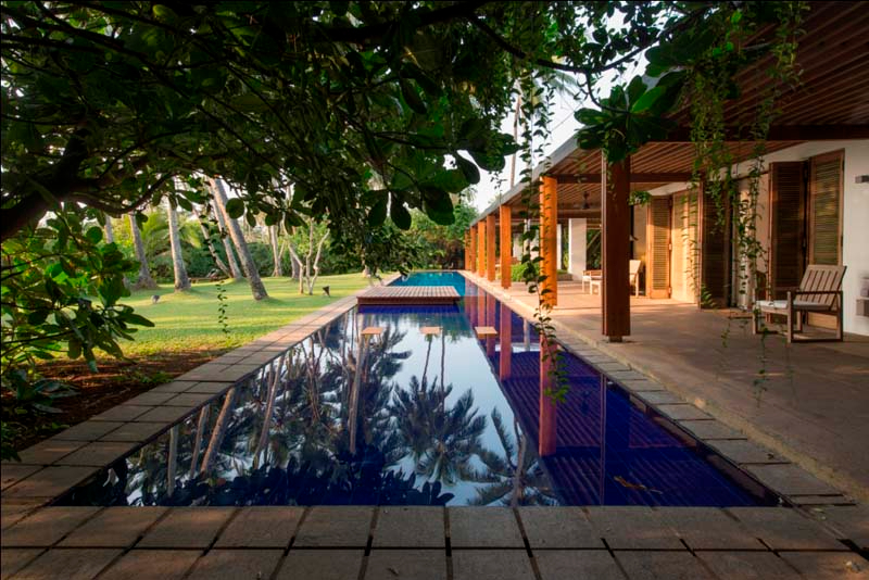 Villa Maggona a Beachfront Villa in Maggona, Sri Lanka