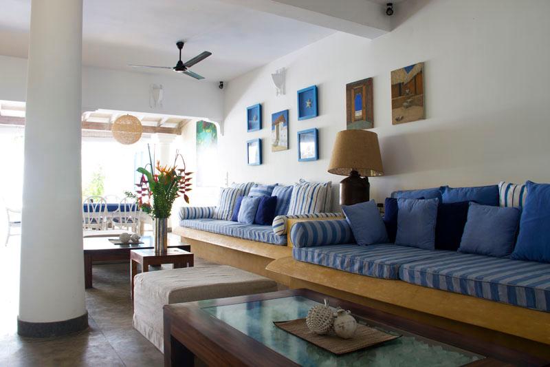 Villa Nilaya a Cozy Two Bedroom Villa close to Galle, Sri Lanka