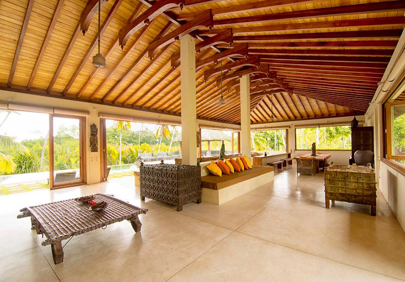 Luxury Villa Kumara Located Closer to The Surfing Beaches of Weligama