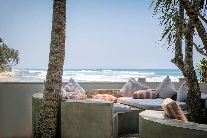 Satin Doll Luxury Beachfront Villa in Thalpe, Sri Lanka