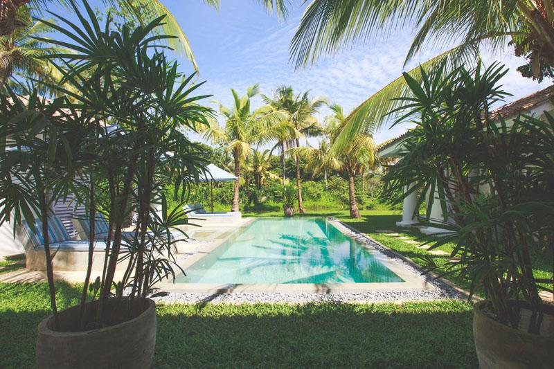 Duwa Island Villas a Complex of Lakefront VIllas in Ahangama, Sri Lanka
