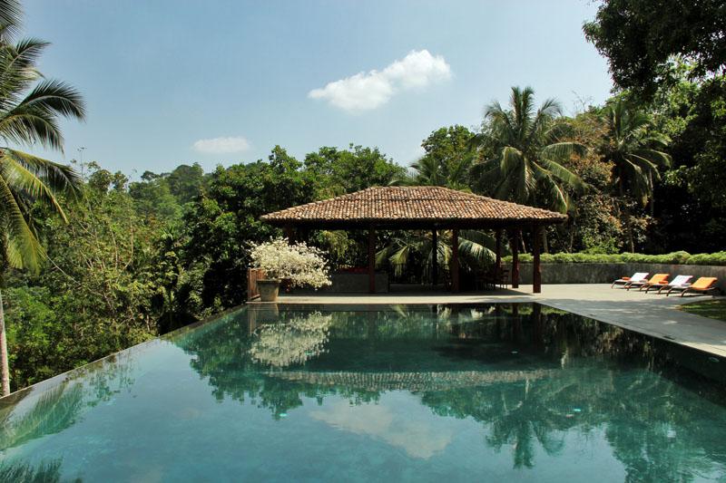 Lassana Kanda an Inland Villa in Galle, Sri Lanka