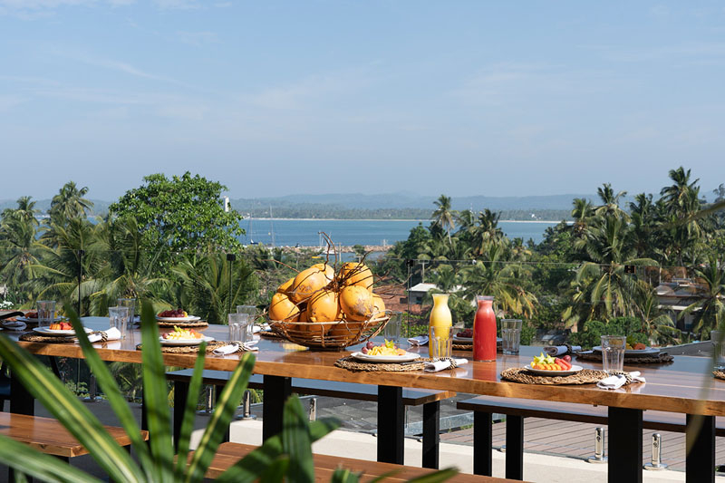 Nine Mirissa a Modern Luxury Villa in Mirissa, Sri Lanka