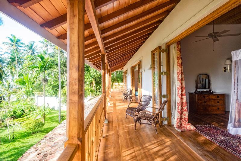 Meda Gedara a Beachfront Luxurious Villa in Dikwella, Sri Lanka