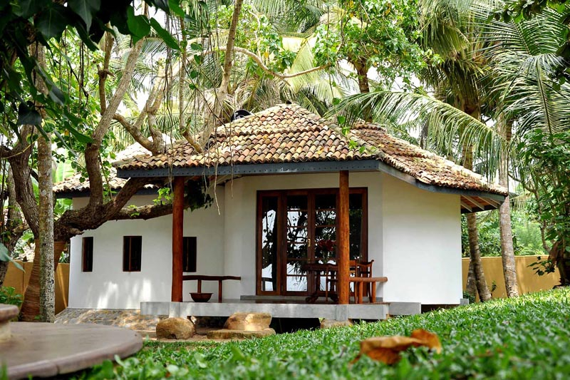 Weligama Beach Villas a Complex of Villas Located Right on The Beach