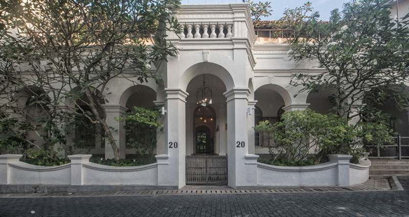 No. 20 a Luxurious Villa inside The Galle Fort