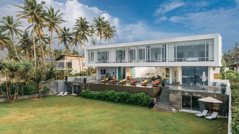 Sielen Diva a Luxury Villa in Thalpe, Sri Lanka