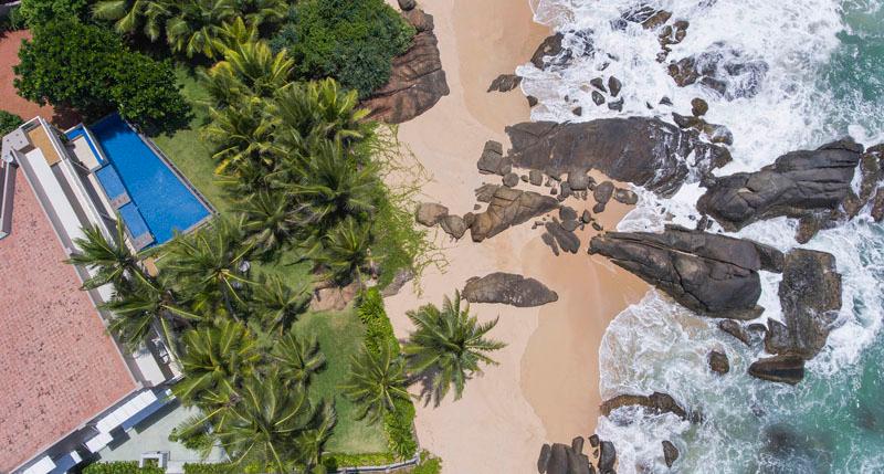 Villa Sandals Close to Hikkaduwa, Sri Lanka
